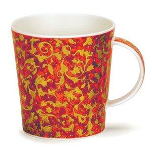 Dunoon Lomond Mantua Mug - Red