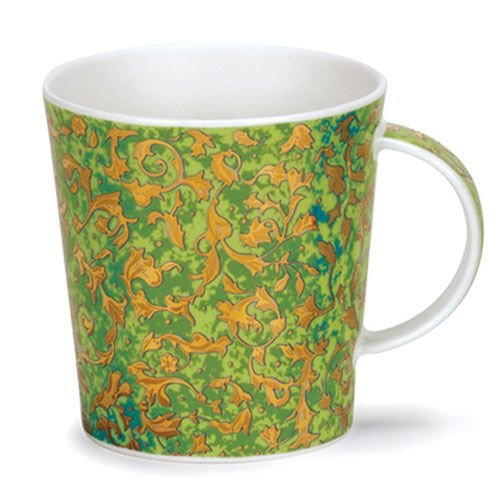 Dunoon Lomond Green Mantua Mug
