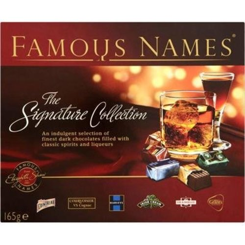 Elizabeth Shaw Famous Names Signature Collection Box
