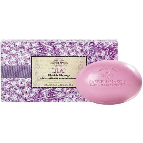 Caswell-Massey LAST CHANCE! Caswell-Massey Lilac Bath Soap