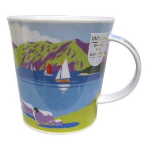 Dunoon Lomond Mountain View Mug
