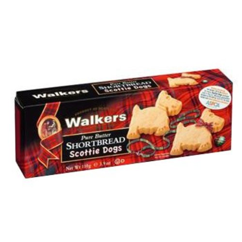 Walker's Shortbread Co. Walkers Shortbread Scottie Dogs