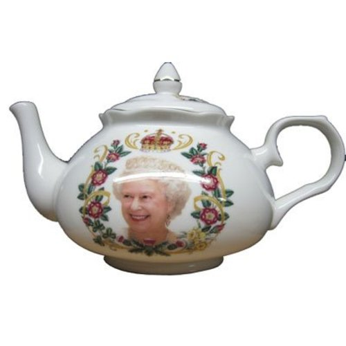 Crown Victorian Diamond Jubilee Teapot