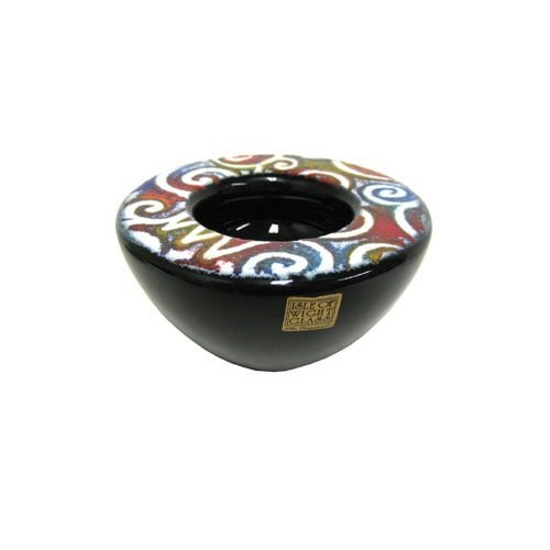 Isle of Wight Glass Isle of Wight Jazzy Small Open Bowl