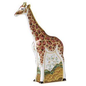 Royal Crown Derby Giraffe - Mother