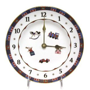 Royal Crown Derby Royal Crown Derby Child's Clock
