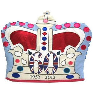 Ulster Weavers Diamond Jubilee Crown Tea Cosy