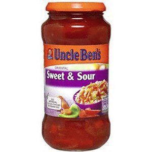 Uncle Ben's Uncle Ben's Oriental Sweet and Sour Sauce