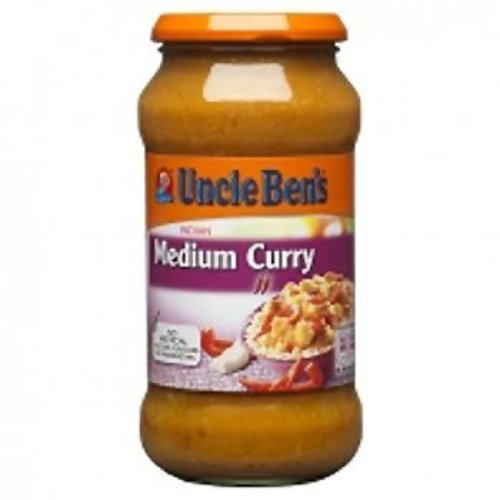 Uncle Ben's Uncle Ben's Medium Curry