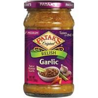 Patak's Garlic Relish/Pickle