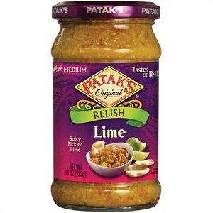 Patak's Patak's Lime Relish/Pickle