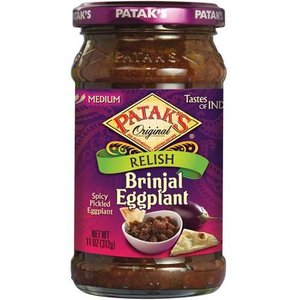 Patak's Patak's Brinjal Egg Plant Relish/Pickle