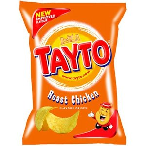 Tayto N.I. Taytos Roast Chicken Crisps
