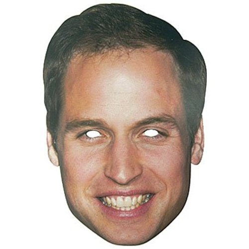 Mask-Arade Prince William Mask