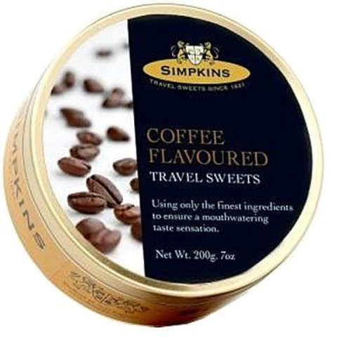 Simpkins Simpkins Coffee Flavoured Travel Sweets
