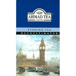 Ahmad Tea Ahmad Decaf Evening 20s
