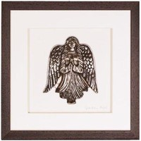 Wild Goose Guardian Angel Framed