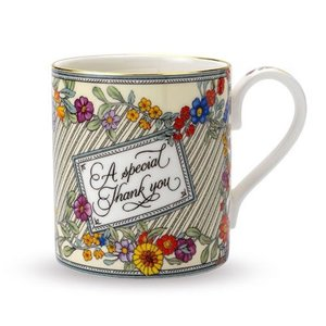 Halcyon Days Halcyon Days A Special Thank You Mug