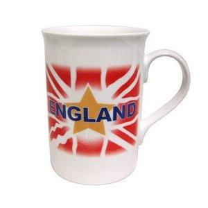 England Star Mug