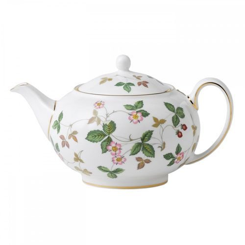 Wedgwood Wedgwood Wild Strawberry Teapot