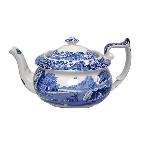 Spode Spode Blue Italian Tea Pot