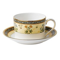 Wedgwood India Teacup and Saucer