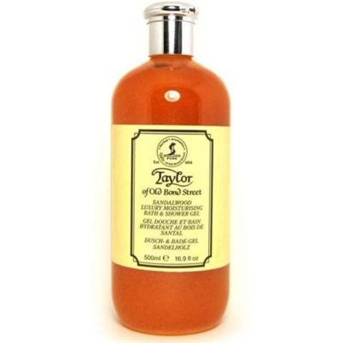 Taylor of Old Bond Street Sandalwood Bath & Shower Gel