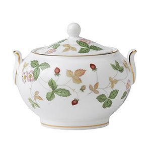 Wedgwood Wedgwood Wild Strawberry Covered Sugar
