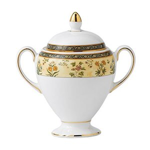 Wedgwood Wedgwood India Covered Sugar