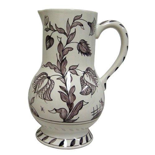 Isis Ceramics Isis Brown Tulip Large Jug