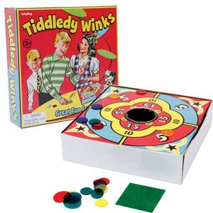 Schylling Schylling Tiddledy Winks Game