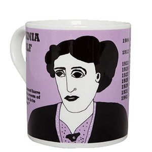 Cole of London Cole of London Virginia Woolf Mug