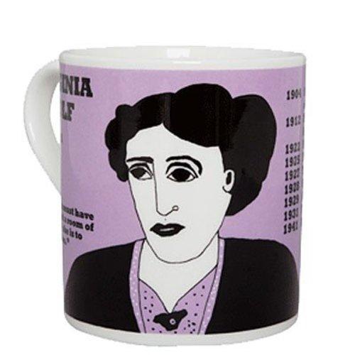 Cole of London Cole of London Virginia Woolf Mug