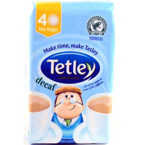 Tetley Tetley Tea Decaf 40s