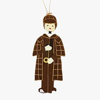 St. Nicolas Sherlock Holmes Ornament