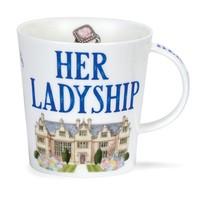 Dunoon Cairngorm Her Ladyship Mug