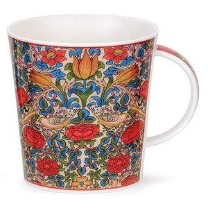 Dunoon Dunoon Cairngorm Arts & Crafts Mug - Rose