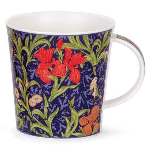Dunoon Dunoon Cairngorm Arts & Crafts Iris Mug