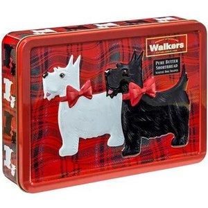 Walker's Shortbread Co. Walkers Shortbread Scottie Dog Tin