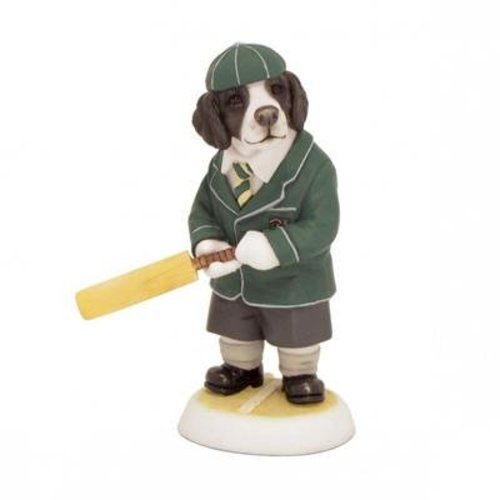Robert Harrop Harrop's Black/White Springer Spaniel School Boy