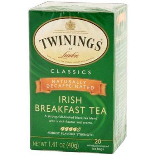Twinings Twinings 20 CT Irish Breakfast Decaffeinated