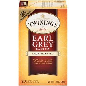 Twinings Twinings 20 CT Earl Grey Decaffeinated