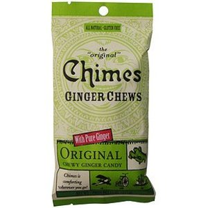 Chimes Ginger Chews Bag