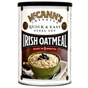 McCann's McCann's Quick and Easy 5 Minute Oatmeal (Can)