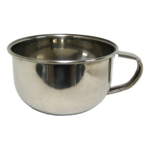 Argus Stainless Steel Shaving Bowl