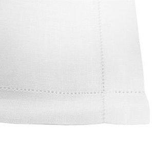 Ulster Linen Ulster Linen White Hemstitch Men's Handkerchief