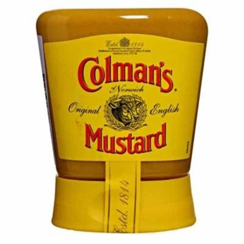 Colman's Colman's Original English Mustard Squeezable