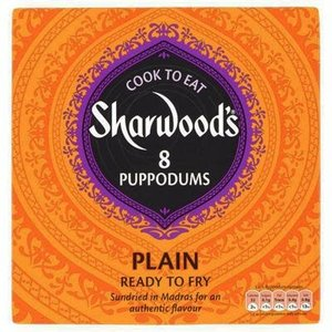 Sharwood's Sharwood's Puppodums Plain