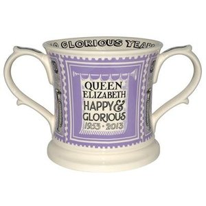 Emma Bridgewater Bridgewater Coronation Large Two-Handled Loving Cup
