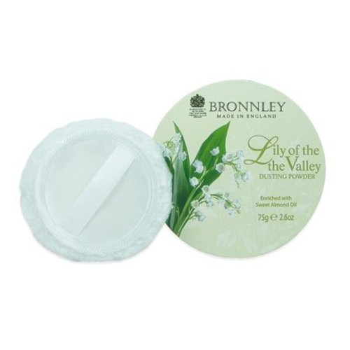 Bronnley Bronnley Lily of the Valley Dusting Powder